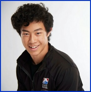 ネイサンチェン フィギュアスケート アメリカ 代表 コカコーラ イケメン 天パ