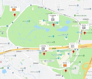 万博記念公園 万博公園 駐車場 近い 安い 無料 アクセス