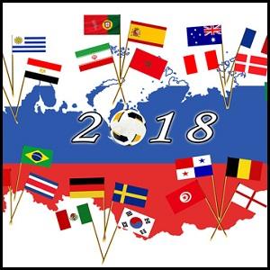 サッカー ワールドカップ 日本代表 ロシア