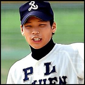 中川圭太 東洋大  画像 PL学園 母子家庭 両親 離婚 ドラフト 2018 高校野球 U-16 日本代表