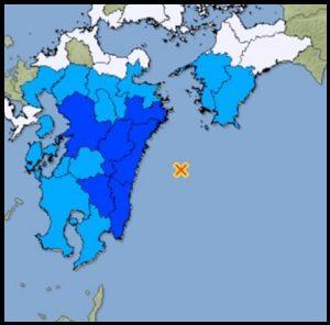 日向灘地震 南海トラフ 巨大地震 スロースリップ
