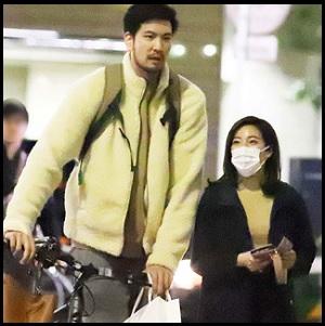 上原光紀 岩下達郎 バスケットボール アナウンサー NHK 密会 恋愛 彼氏 彼女 美人